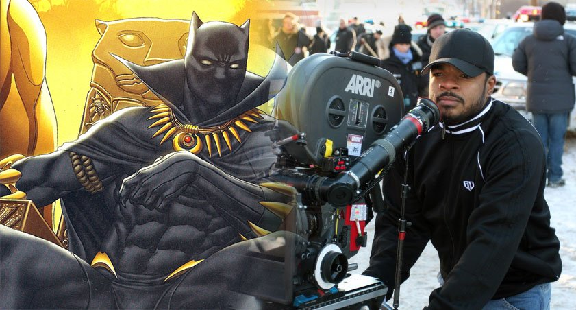 F. Gary Gray Said To Be In The Mix To Direct Marvel's Black Panther