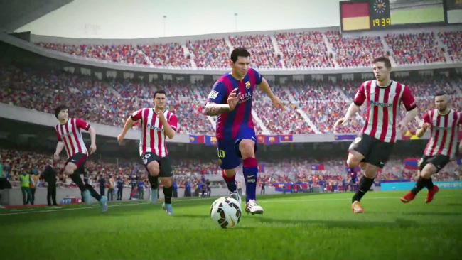 Play As Barcelona, Chelsea And Inter Milan In FIFA 16 Demo, Ultimate Team Draft Also Featured