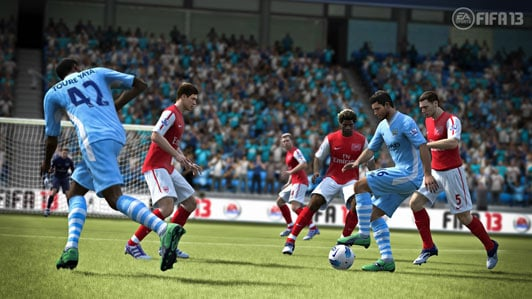 FIFA 13 Will Draw From Real-Life Events Via Newly-Announced Match Day Feature