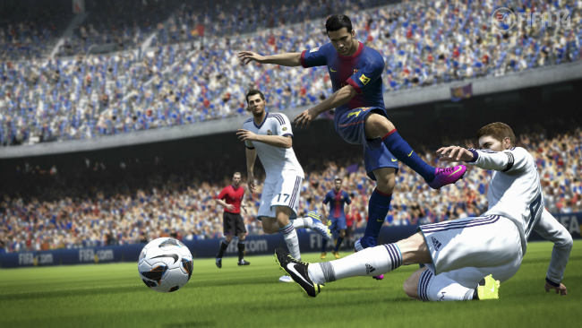 UK Charts: FIFA 14 Reclaims Pole Position; Fable Anniversary Debuts At 3rd