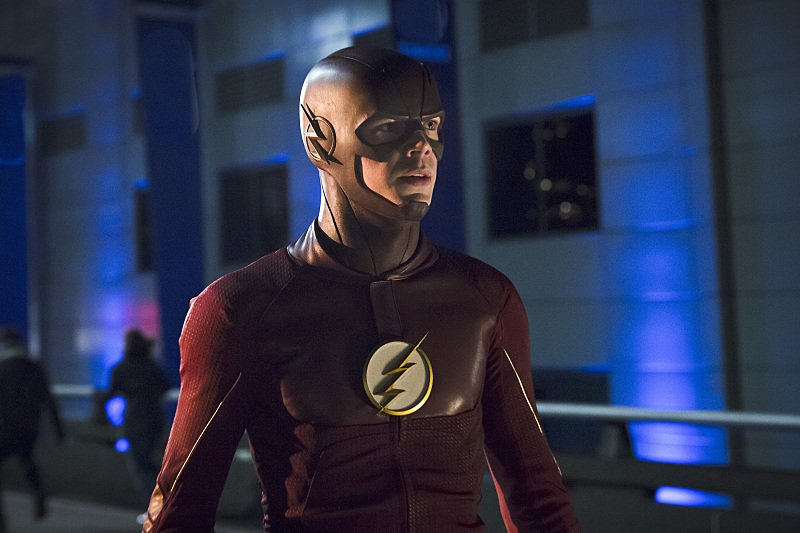A New Speedster Hits Central City In Stills From The Next Episode Of The Flash