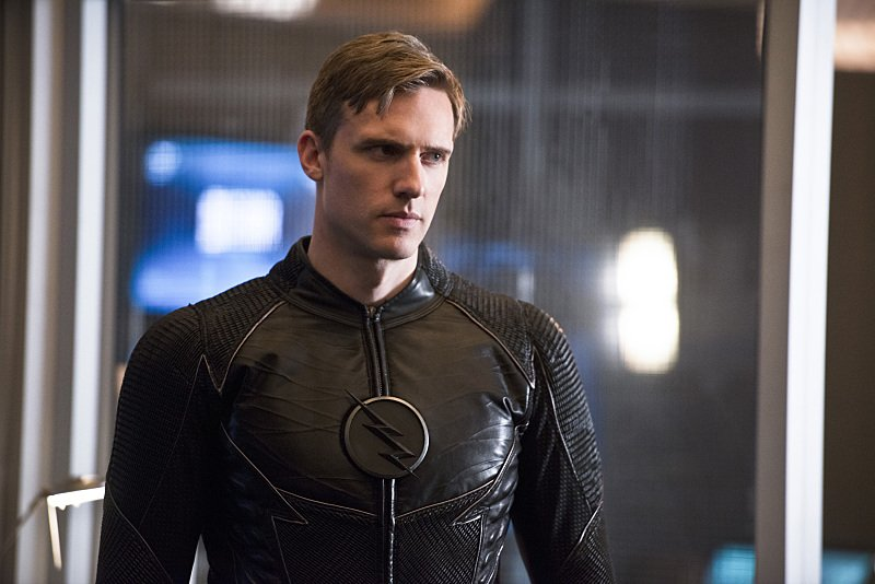 Zoom Unmasks In New Promo And Photos From The Next Episode Of The Flash