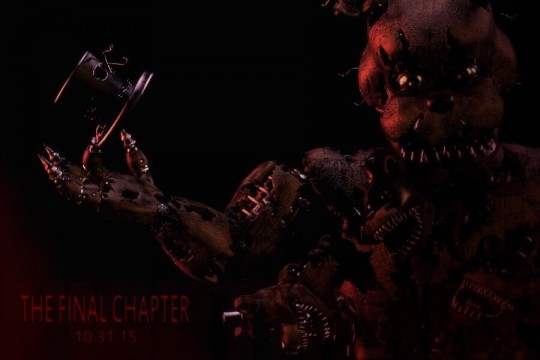 Scott Cawthon Will Conclude His Cult Horror Series With Five Nights At Freddy's 4 This Halloween