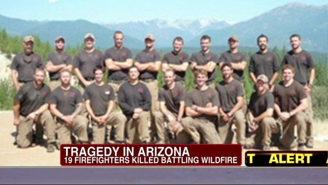 Scott Cooper To Direct Film About Firefighter Tragedy Granite Mountain Hotshots