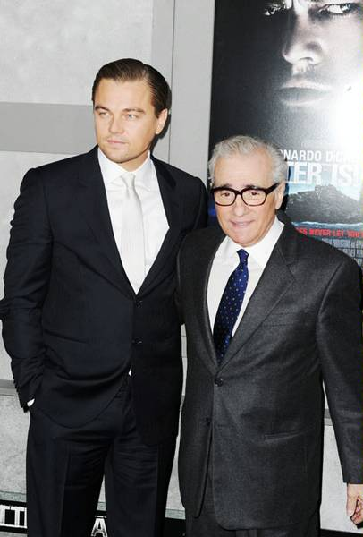 DiCaprio And Scorsese Drop News On Hugo Cabret And Hoover Biopic