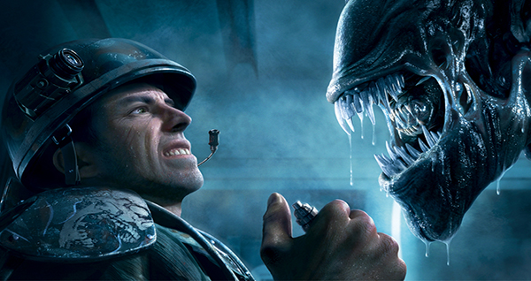 Aliens: Colonial Marines Makes Contact In New Trailer
