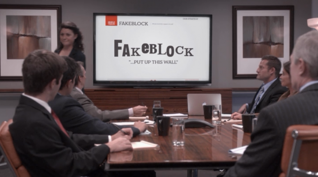 Fakeblock board room 3 645x360 The 10 Best Moments From Arrested Development Season 4