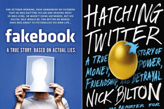 Fakebook And Hatching Twitter Adaptations Are In The Works