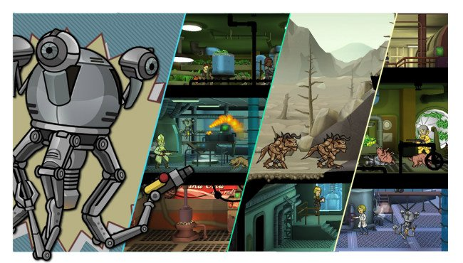 Fallout Shelter Will Bring The Apocalypse To Android Devices On August 13