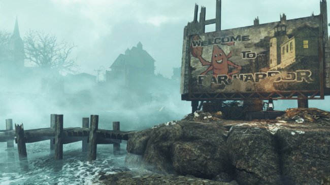 Fallout 4: Bethesda Responds To Far Harbor Performance Issues