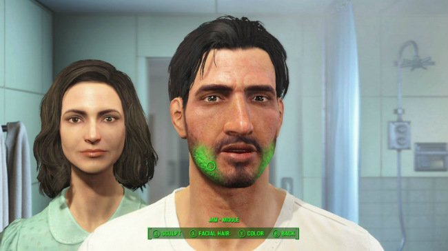 Bethesda Reveals Voice Cast For Fallout 4 Male And Female Protagonists
