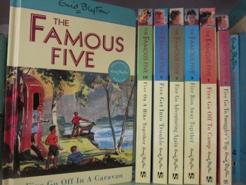Famous Five Headed For Family Film Franchise
