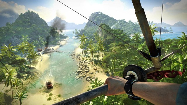 Far Cry 3 hangglider 640x360 6 Amazing, Open World Sandbox Games That Arent Grand Theft Auto