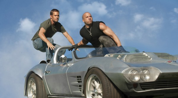 the fast five trailer. Yesterday the trailer for Fast
