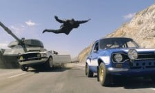New Fast & Furious 7 Images Tease Dwayne Johnson's Throwdown With Jason Statham