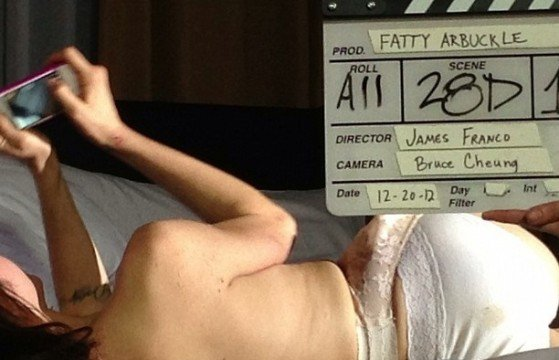 James Franco Is Making A Film About Fatty Arbuckle