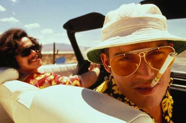 Fear and Loathing in Las Vegas Johnny Depps 10 Best Performances