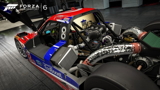 Forza Motorsport 6 Gets New Cars In DLC Release Today
