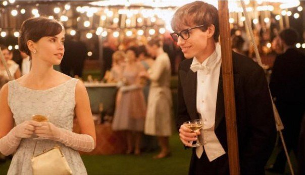 The Theory Of Everything Blu-Ray Review