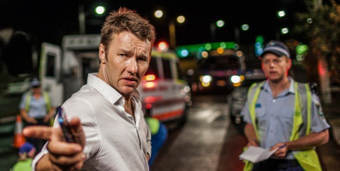 Joel Edgerton Knows He Did It In First US Trailer For Felony