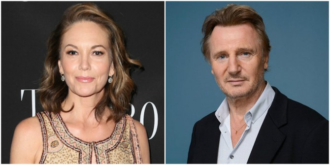 Watergate Biopic Felt Adds Liam Neeson And Diane Lane As Husband-Wife Duo