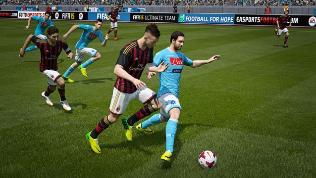FIFA 15 Retains Number One Spot In UK Charts For Fourth Consecutive Week