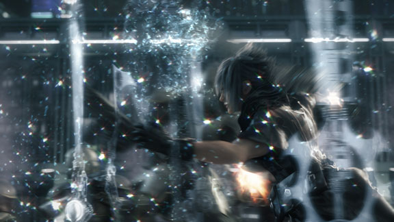 Please Be Excited For E3: Final Fantasy Versus XIII Is Now Final Fantasy XV