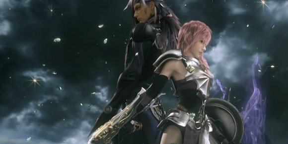 Final Fantasy XIII-2 NYCC Trailer Contains XIII Spoilers And Time Travel