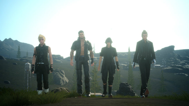 "Square Enix Believes All-Male Cast Makes Final Fantasy XV ""More Approachable"" For The Player"