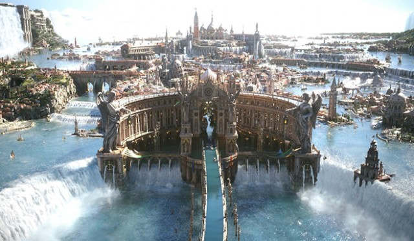 Recent Famitsu Final Fantasy XV Interview Reveals More Juicy Info