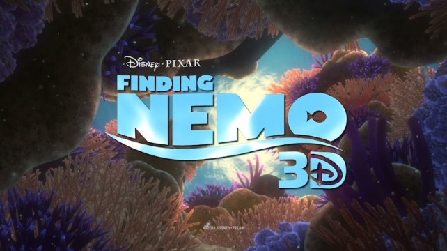 Finding Nemo 3D Finds Itself Full of Praise In New Featurette