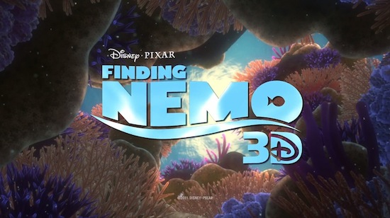 Finding Nemo 3D1 Fall Movie Preview Spectacular! Part 1   The Films of September