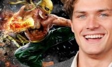 Finn Jones Discusses His Preparation For Taking On The Role Of Marvel's Iron Fist