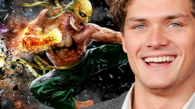 It's Official: Finn Jones Will Play Iron Fist For Marvel