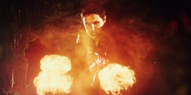 Robbie Amell To Return To The Flash As Deathstorm