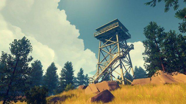 Firewatch Length Compared To TV Mini-Series, VR Support Ruled Out