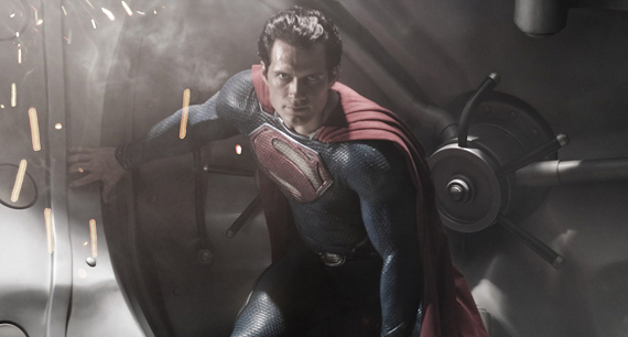 Possible Description For First Man Of Steel Trailer Revealed