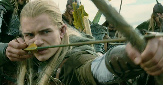 First Look at Legolas in The Hobbit WGTC Weekly Throwdown: Lord Of The Rings Battle! Who Is The Fiercest Fighter In All Of Middle Earth?