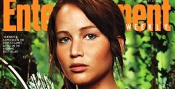 More Photos Of Jennifer Lawrence In The Hunger Games