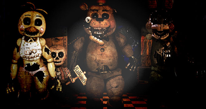 five nights at freddy s 4 free halloween update hits