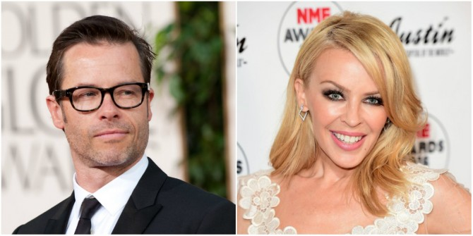 Neighbours Reunion As Guy Pearce And Kylie Minogue Tapped For Flammable Children