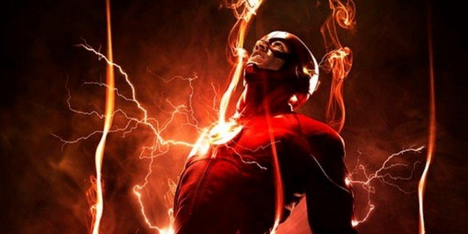 Barry Allen's In Trouble On New Poster For The Flash Season 2