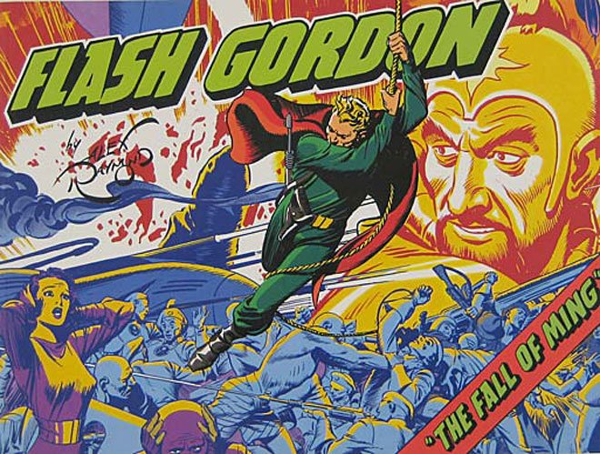 The Flash Gordon Reboot Is Officially Underway At 20th Century Fox