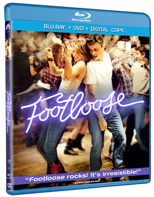 Craig Brewer's Footloose Remake To Blu-Ray In March
