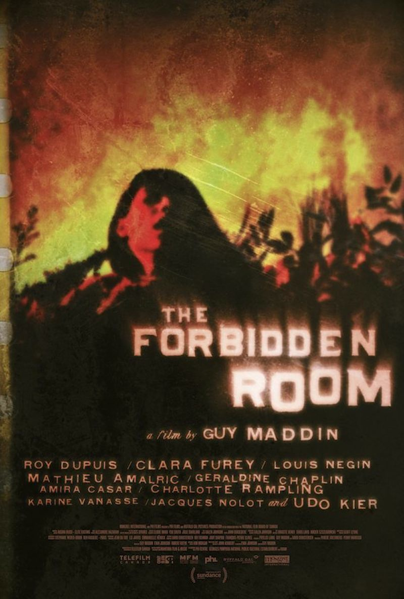 The Forbidden Room Review