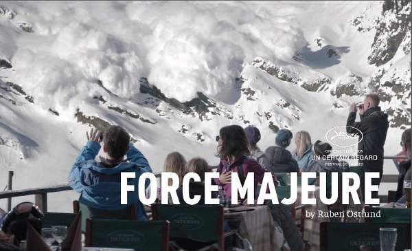 Force Majeure Capsule Review [TIFF 2014]