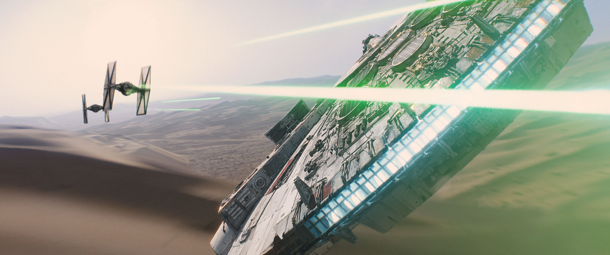 First Star Wars: The Force Awakens Trailer Teases Something Special
