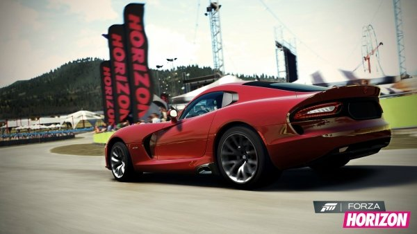 Forza Horizon Will Release October 23rd On Xbox 360
