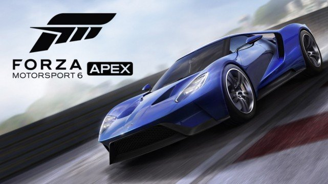 Open Beta For Forza Motorsport 6: Apex Coming Soon To Windows 10 PCs