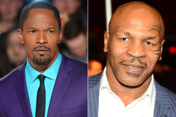 Jamie Foxx May Play Mike Tyson In Upcoming Biopic